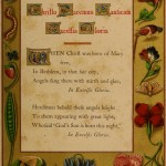 When Christ was Born - A Booke of Christmas Carols