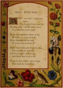Hail! Ever Hail! - A Booke of Christmas Carols