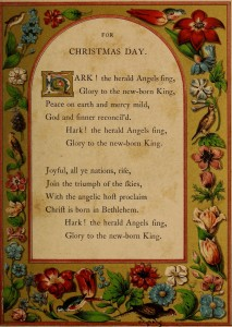 Hark! The Herals Angels Sing - A Booke of Christmas Carols