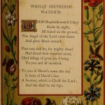 Whilst Shepherds Watch'd - A Booke of Christmas Carols