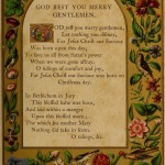 God Rest you Merry Gentlemen - A Booke of Christmas Carols