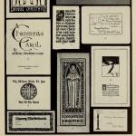Weihnachtskarten - Zehn typische Beispiele