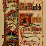 Old English Carols - Title Page