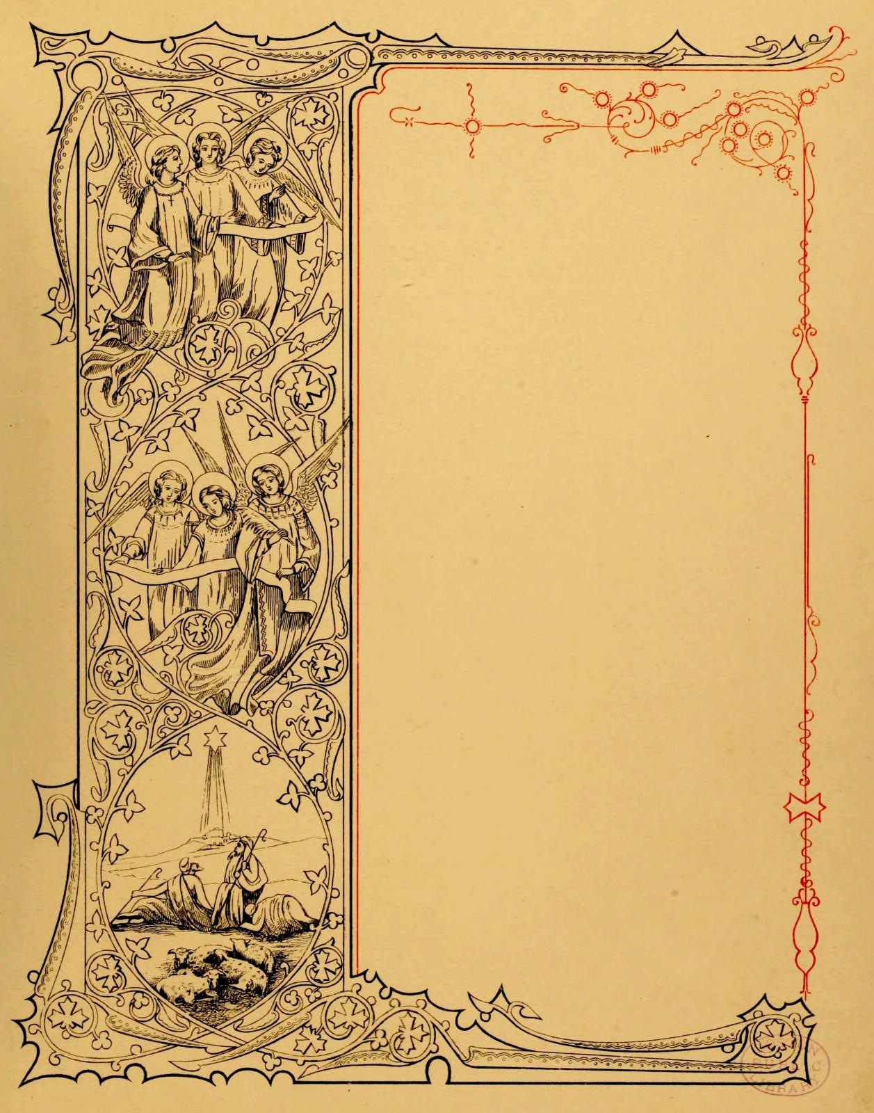 oldenglishcarols00lond_0013 » Best of Public Domain