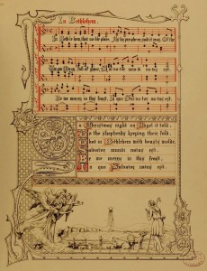 Old English Carols - In Bethlehem