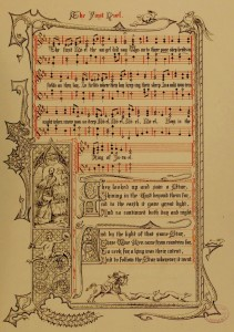 Old English Carols - The First Noel