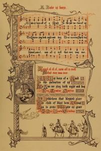 Old English Carols - A Babe is Born