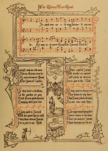 Old English Carols - The Cherry Tree Carol