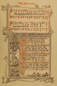 Old English Carols - When Christ was Born