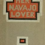 Her Navajo Lover (W. H. Robinson) - Buchumschlag