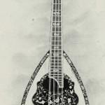 Ceccherini Mandolin No. 304