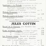 Madeleine Cottin, Jules Cottin, Alfred Cottin