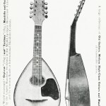 Hand-Made English Flat-Back Mandolins