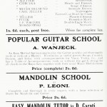 Mandolin Methods