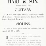Hart & Son Guitars and Violins