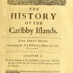 The History of the Caribby Islands (1666) - Erste Seite