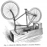 Fahrradreparaturständer