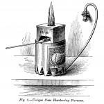 Ein spezieller Brenner für das Härten