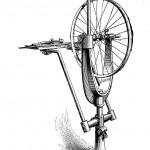 Halterung für das Zentrieren eines Rades