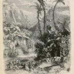 Le Jardin du Paria au Lever de l'Aurore