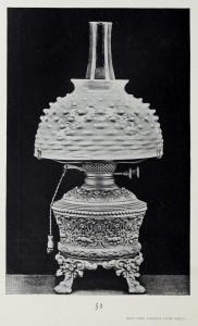 Petroleum-Lampe