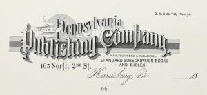 Logo: Pennsylvania Publishing Company