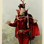 Edouard de Reszke als Mephistopheles