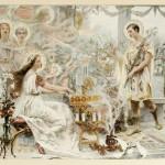 Saint Cecilia and Saint Valerian