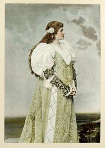 Rose Caron als Desdemona