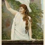 Madame Rosa Sucher als Isolde