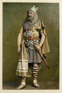 Albert Niemann als Tristan