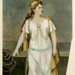 Frau Katherine Klafsky als Isolde