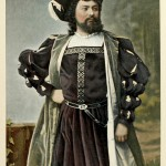 Herman Winkelmann als Walther von Stolzing