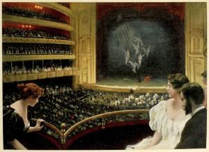 The Metropolitan Opera House, New York