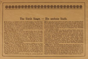 Introduction - The sixth Stage