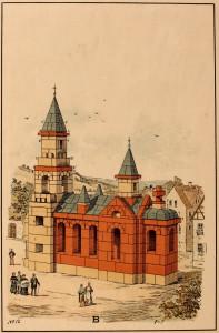 Church: Back View