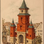 Town - Gate : Front View