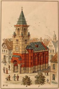 Parish Church: Front View