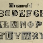 Ornamental Alphabet