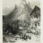 Braubach on the Rhine