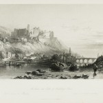 The Town and Castle of Heidelberg - Rhine