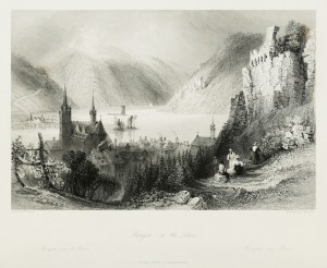Bingen on the Rhine
