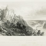 Drachenfels and the Island of Nonnenwerth, Rhine