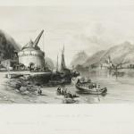 Near Andernach on the Rhine