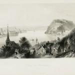 Coblentz and Ehrenbreitstein, Rhine