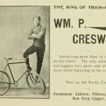 WM. P. Creswell - 75 novel tricks on the wheel
