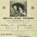 The 2 Hewitts - Rolling Globe Wonders