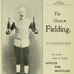 The Great Fielding - The original clown juggler