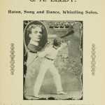C. A. Leedy - The cleverst of the clever - Baton, Song and Dance, Whistling Solos