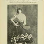 Miss Jessie Millar - single, double and triple juggling with grace and ease